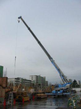 公営住宅新築工事
