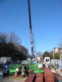 水道管新設工事