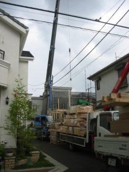 住宅新築工事